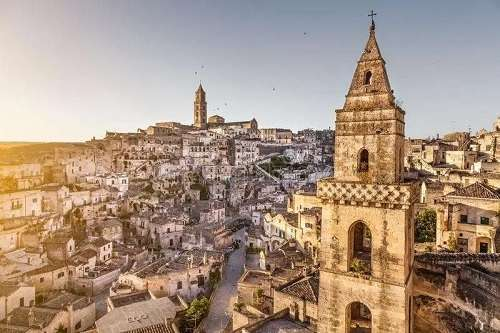 Sassi di Matera - Tourist portal of the city of stones Guided tours
